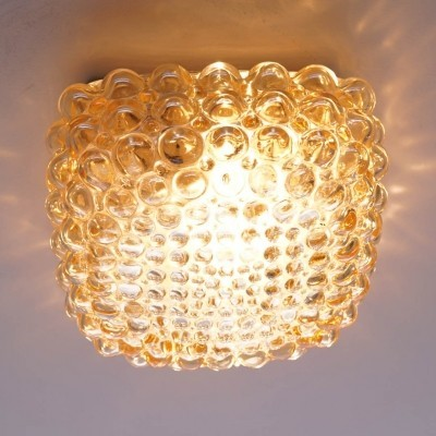 Bubble Lamp by Helena Tynell for Glashutte Limburg
