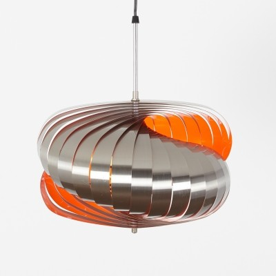 Luberon hanging lamp by Henri Mathieu, 1970s