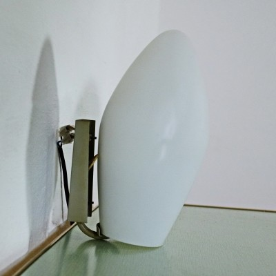 2 x Trento wall lamp by Aloys Gangkofner for Peill & Putzler, 1950s
