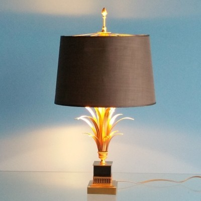 Pineapple Leaf Lamp by Boulanger, 1970s