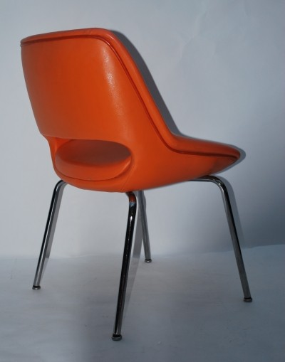 Dining chair by Olli Mannermaa for Martela, 1950s