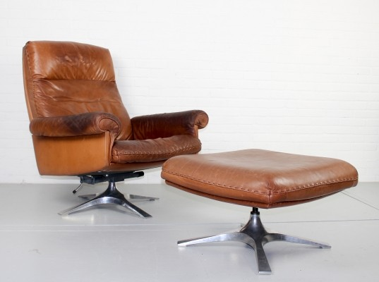 DS31 lounge chair by De Sede, 1970s