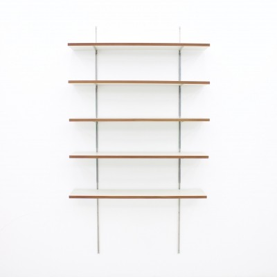 M 125 wall unit by Hans Gugelot for Bofinger, 1950s