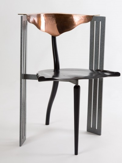 'Ota Otanek' chair by Borek Sipek, Vitra limited edition 1988