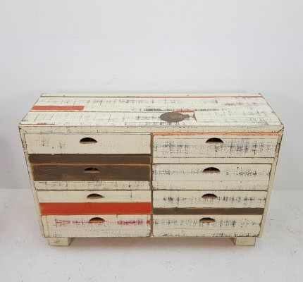 Piet Hein Eek chest of drawers, 1990s