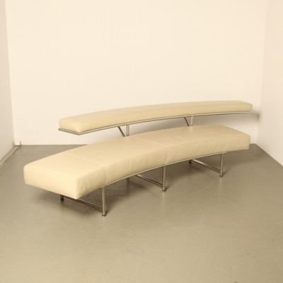 Eileen Gray 'Monte Carlo' Sofa or Lounge Bench by ClassiCon
