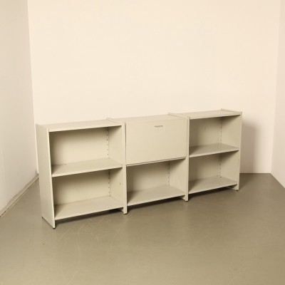 Model 5600 wall unit by André Cordemeyer for Gispen, 1960s