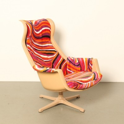 Galaxy Lounge Chair by Alf Svensson & Yngvar Sandstrom for DUX