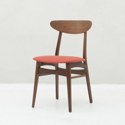 Side chair in Teak, Denmark 1960
