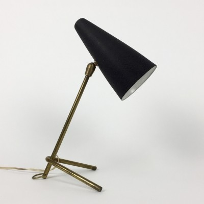 1950s French 'Cocotte' Table Lamp