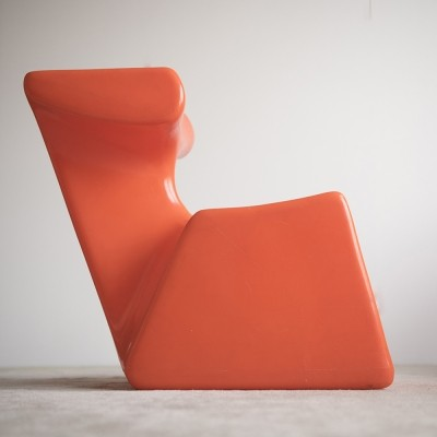 Zocker Children's chair by Luigi Colani for Top System Burkhard Lübke, 1970s