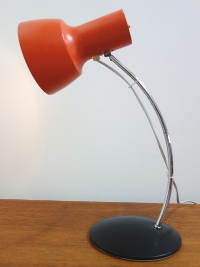 Model 851501 desk lamp by Napako, 1960s