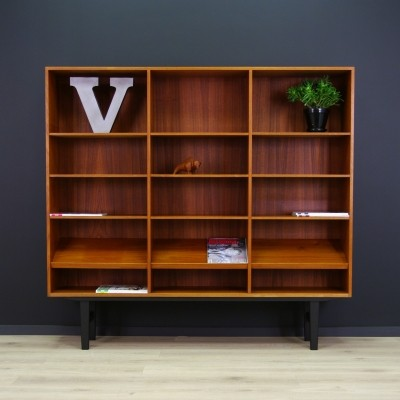 Bookcase cabinet by Carlo Jensen for Hundevad & Co, 1960s