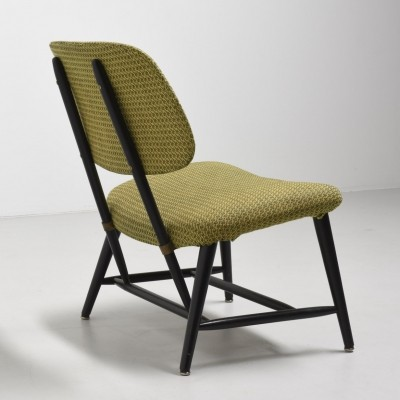 TeVe lounge chair by Alf Svensson for Ljungs Industrier BV, 1950s