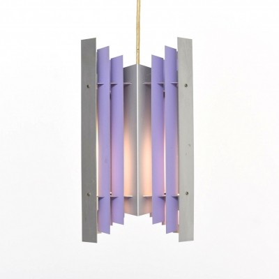Hanging lamp by Preben Dahl for HF Belysning, 1950s