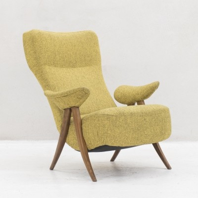 Model 105 Easy chair by Theo Ruth for Artifort, 1957
