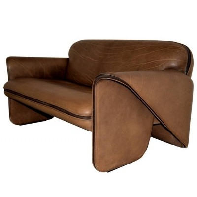 DS 125 sofa by Gerd Lange for De Sede, 1980s