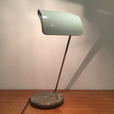 Tegola desk lamp by Bruno Gecchelin for Skipper, 1970s