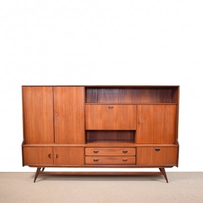 Cabinet by Louis van Teeffelen for Wébé, 1950s