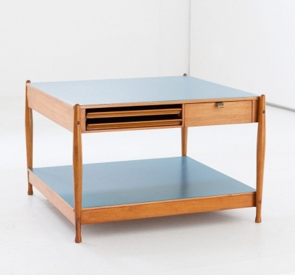 Fratelli Reguitti coffee table, 1950s