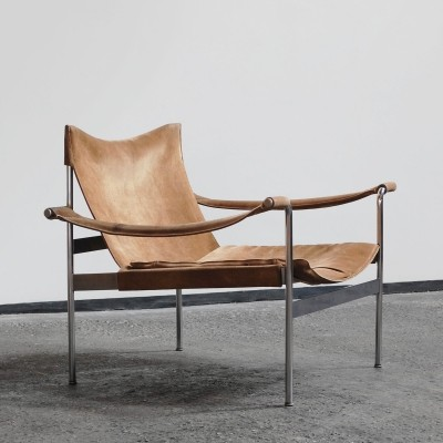 Model D99 lounge chair by Hans Könecke for Tecta, 1960s