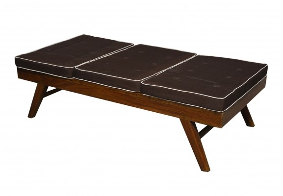 Single Bed by Pierre Jeanneret