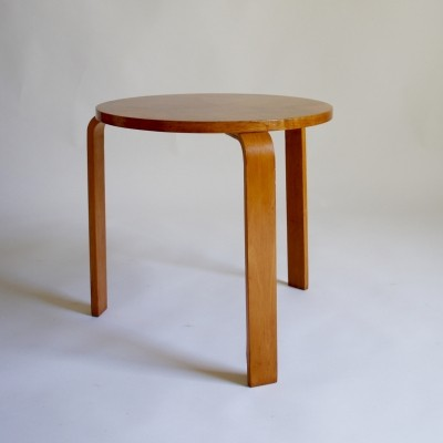Bentwood Side Table, 1940s