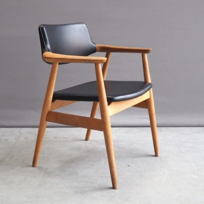 GM11 arm chair by Svend Aage Eriksen for Glostrup Møbelfabrik, 1960s