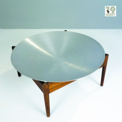 Modus Fruit Bowl coffee table by Kristian Vedel for Søren Willadsen, 1960s