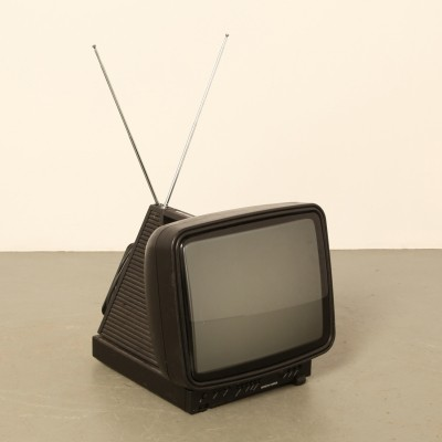 Brionvega TV by Mario Bellini, 1980s