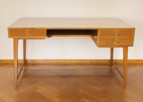 Model 468 writing desk by Georg Satink for WK Möbel, 1950s
