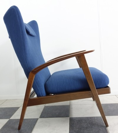 Knoll Antimott recliner chair, 1965