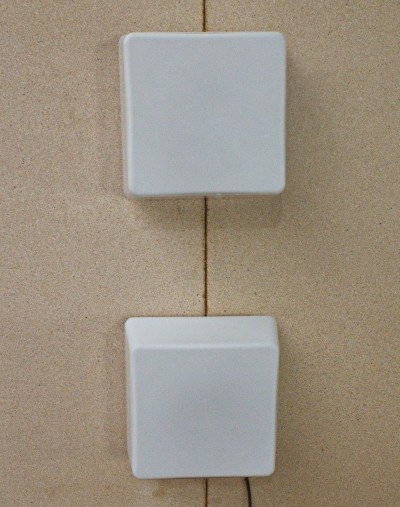 Pair of wall lamps by Ernst Plange for Plange Leuchten, 1960s
