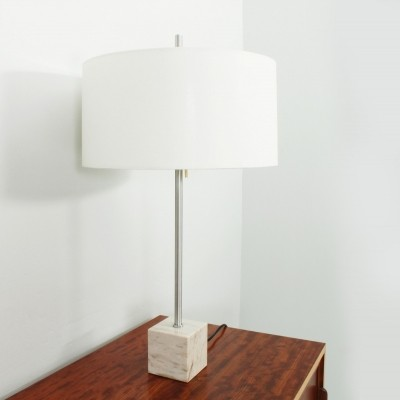 Raak Table Lamp with Marble Base
