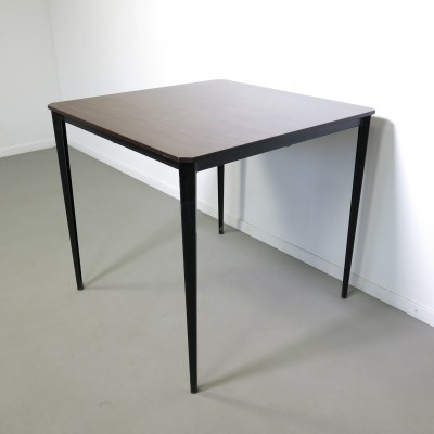 Recent dining table by Wim Rietveld for Ahrend de Cirkel, 1970s