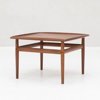 Coffee table in teak by Grete Jalk for France & Son, Denmark 1960s