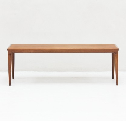Coffee table in teak by Johannes Andersen for CFC Silkeborg, Denmark 1960s