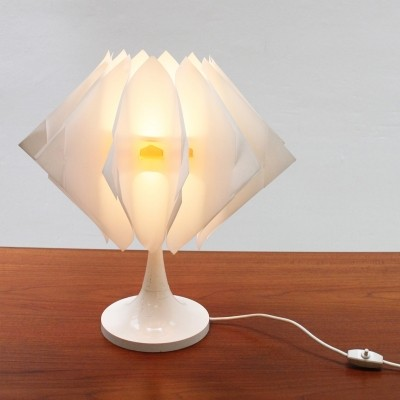 Danish Table Lamp, 1960s
