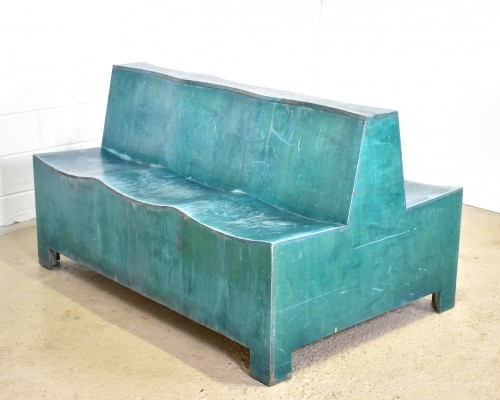 One of a kind 6-seater sofa by Piet Hein Eek, 1992