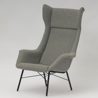 Arm chair by Miroslav Navrátil for TON, 1960s