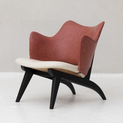 Easy chair by Theo Ruth for Artifort, 1950s