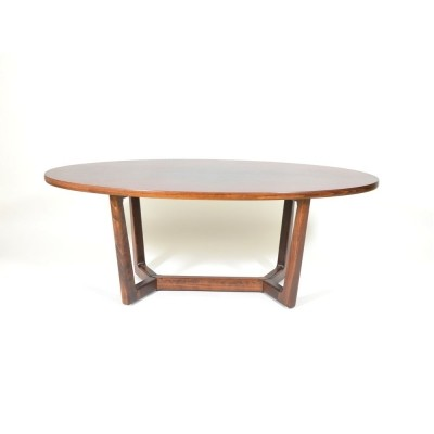 Dřevotvar Holešov coffee table, 1980s