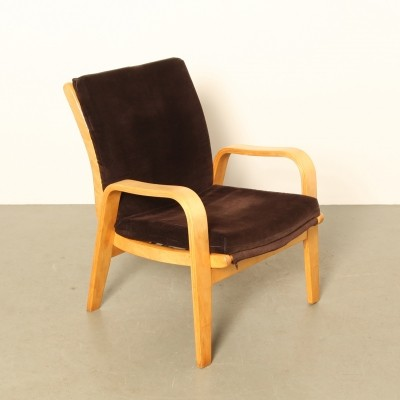 'Arjan FB06' Armchair by Cees Braakman for Pastoe, 1950s