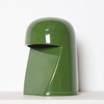 Ceramic Table Lamp by Marcello Cuneo, 1960s