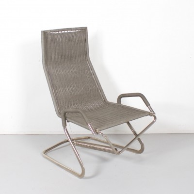 D36 lounge chair by Jean Prouvé for Tecta, 1990s