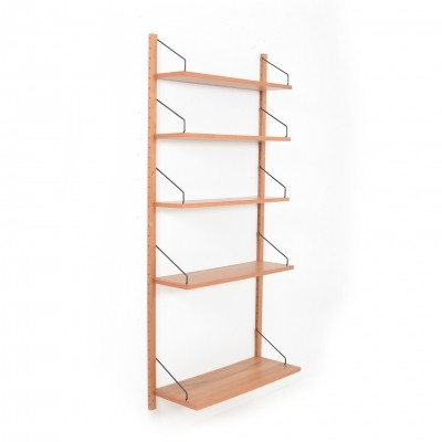Poul Cadovius Royal Wall Shelves in Teak