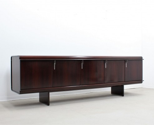Pellicano sideboard by Vittorio Introini for Saporiti, 1960s