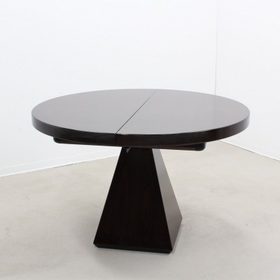 Dining table by Vittorio Introini for Saporiti, 1960s