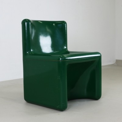 Green Polyester chair by Kembo, 1972