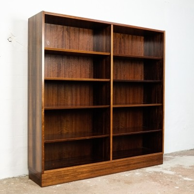 Danish book closet in rosewood by Hundevad